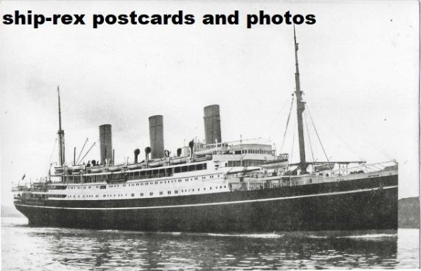 EMPRESS OF AUSTRALIA (1922a, Canadian Pacific) photo (a)